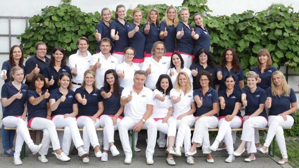 Team der Chiemsee Augen Tagesklinik