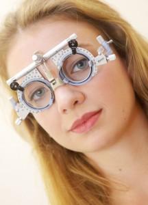 Probebrille